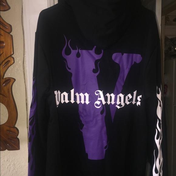 4a39ec82 Palm Angels Shirts | Vlone X Palm Angles | Poshmark